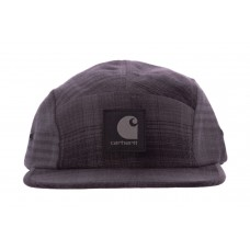 Logan Cap Cotton Twill Flannel CINZENTO