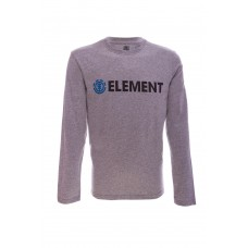 BLAZIN LS Grey Heather CINZENTO