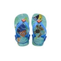 Havaianas Baby Disney Cuties Ice Blue AZUL