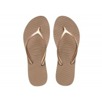 Havaianas High Light Rose Gold DOURADO