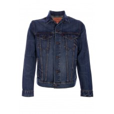 THE TRUCKER JACKET BLUEPINES AZUL