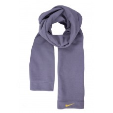 SCARF FLEECE CINZENTO