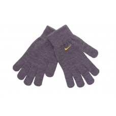 GLOVES KNITTED CINZENTO
