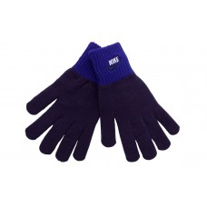 GLOVES KNITTED K AZUL