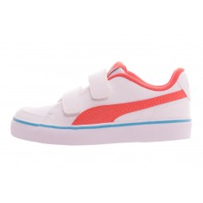 Court Point Vulc v2 V PS Puma White-Hot BRANCO