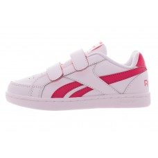 REEBOK ROYAL PRIME WHITE/FEARLESS PINK BRANCO