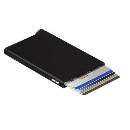 Cardprotector Black PRETO