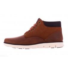 Chukka Leather - BROWN CASTANHO
