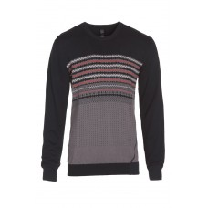 UPSTAND NUTS SWEATER PRETO