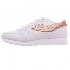 Orbit P low wmn - White/Rose Gold BRANCO