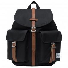 Dawson Small Black/Tan Synthetic Leather PRETO