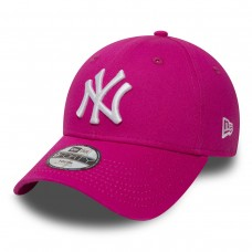 Kids  NEW YORK YANKEES HOT PINK/OPTIC WHITE ROSA