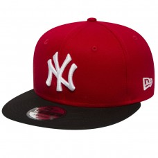 MLB 9FIFTY NEW YORK YANKEES RED SNAPBACK VERMELHO