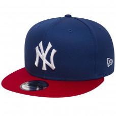 MLB New York Yankees Blue Snapback AZUL