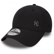 New York Yankees Flawless Black 9FORTY  PRETO