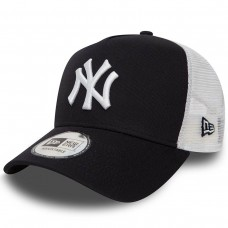 NEW YORK YANKEES CLEAN A FRAME NAVY TRUCKER AZUL