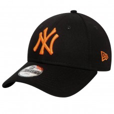 NEW YORK YANKEES KIDS BLACK 9FORTY CAP PRETO