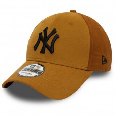 New York Yankees Multi Pop Panel Stone 9FORTY Cap CASTANHO