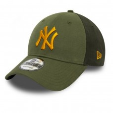 New York Yankees Multi Pop Panel Green 9FORTY Cap VERDE