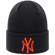 New York Yankees Essential Navy Cuff Knit AZUL