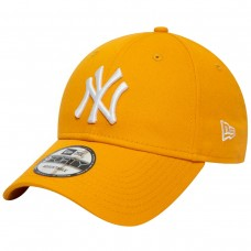 New York Yankees League Essential Yellow 9FORTY Cap AMARELO
