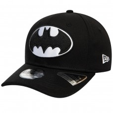 Batman Symbol Kids Black 9FIFTY Cap PRETO