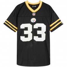 Pittsburgh Steelers Oversized Black Jersey PRETO
