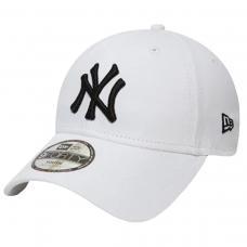New York Yankees White Kids 9FORTY Cap BRANCO