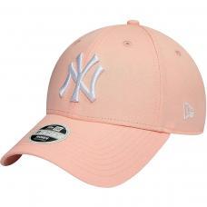 New York Yankees Stone Kids 9FORTY Cap ROSA