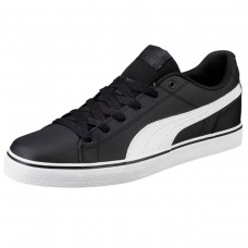 Court Point Vulc v2 Puma Black-Puma Whit PRETO