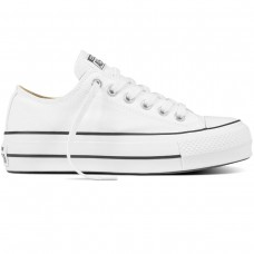 Chuck Taylor All Star Lift Clean BRANCO