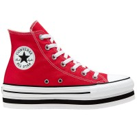 Chuck Taylor All Star Layer Bottom VERMELHO