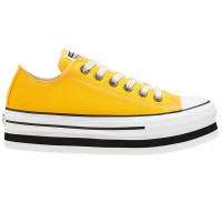 Chuck Taylor All Star Layer Bottom AMARELO