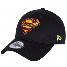 Superman Kids 9FORTY Cap PRETO