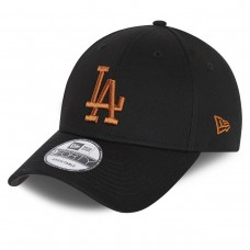 Los Angeles Dodgers Essential 9FORTY Black PRETO