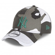 New York Yankees All Over Print 9FORTY White CAMUFLADO