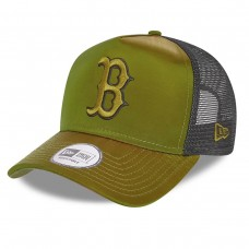 BOSTON RED SOX HYPERTONE GREEN  TRUCKER CAP VERDE