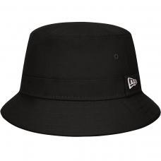 New Era Essential Black Bucket Hat PRETO