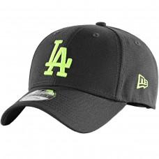 LA Dodgers Neon Pack Grey 9FORTY Cap CINZENTO