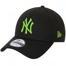 New York Yankees Neon Pack Black Cap PRETO