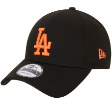 LA Dodgers Neon Pack Black Cap PRETO