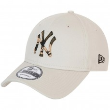 New York Yankees Infill Cap BEGE