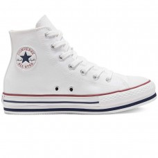 Chuck Taylor All Star Platform EVA BRANCO