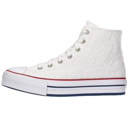 Chuck Taylor All Star EVA Lift BRANCO