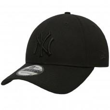 New York Yankees Essential Black  9FORTY Cap PRETO
