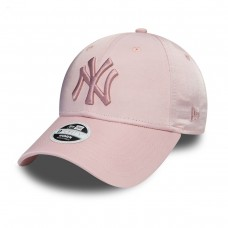 NEW YORK YANKEES WOMENS SATIN PINK 9FORTY ROSA