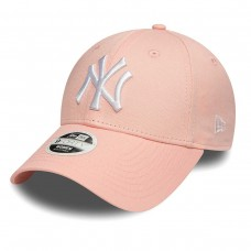 NEW YORK YANKEES ESSENTIAL PINK 9FORTY ROSA