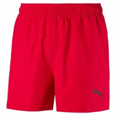 ESS+ Summer Shorts Cat High Risk Red VERMELHO