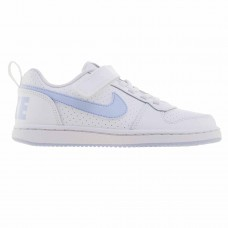 NIKE COURT BOROUGH LOW (PSV) BRANCO