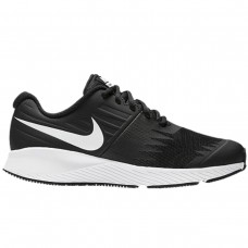 NIKE STAR RUNNER (GS) PRETO